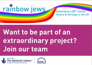 Rainbow Jews core volunteer team enrolment