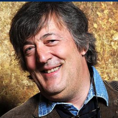 Breaking news: STEPHEN FRY saves Rainbow Jews legacy