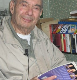 "A Tribute to Rabbi Lionel Blue z""l"
